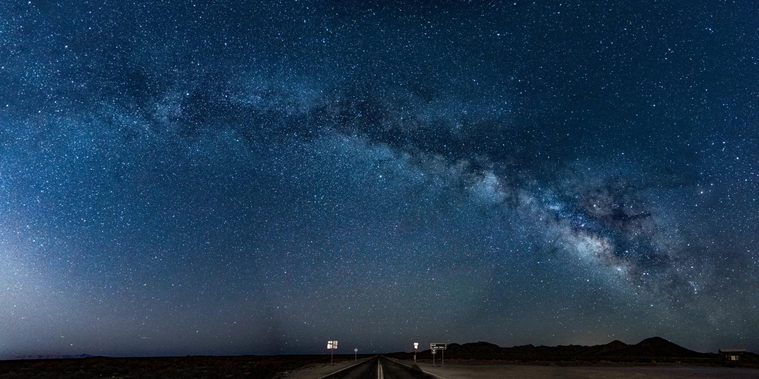 Milky Way near Nelson