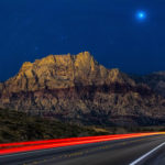 Night Photography at Red Rock Canyon